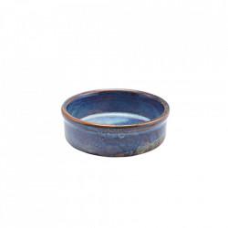 Vas cuptor Terra Porcelain Aqua Blue 10cm TD-PBL10