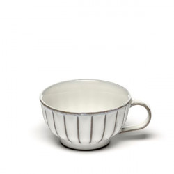 Ceasca Cappuccino Inku White 200ml B5120250W