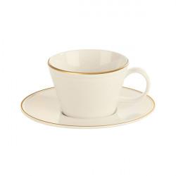 Farfurie ceasca espresso Line Gold Band 12cm 125812GB