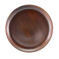 Farfurie coupe Terra Porcelain Rustic Copper 27.5cm CP-PRC27
