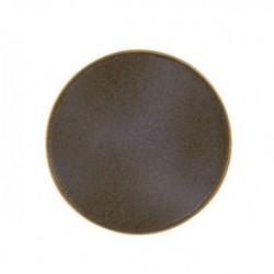 Farfurie desert 22cm Bronze Gold Stone 37004665