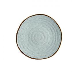 Farfurie desert Rustic Blend Turquoise 22cm 27021122