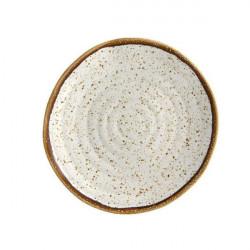 Farfurie desert Rustic Blend White 22cm 27020964