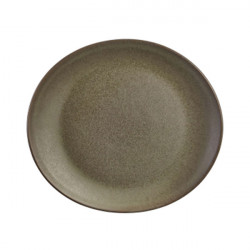 Farfurie ovala Terra Stoneware Antigo 29.5 x 26cm PL-AN29