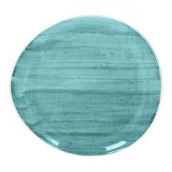 Farfurie plata B-Rush Blue 27cm BI000273265