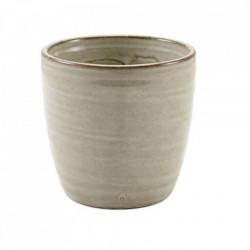 Pahar cartofi Terra Porcelain Grey 320ml CC-PG32