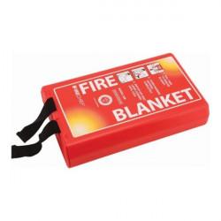 Patura protectie foc 120X120cm FB12