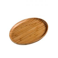 Platou oval bambus 28.5x21.5cm S0124