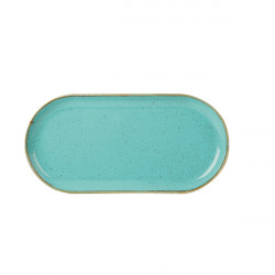 Platou oval rotunjit Sea Spray 32x20 cm 118132SS