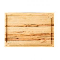 Platou servire lemn 40x28cm KAS020235