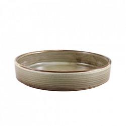 Bol prezentare Terra Porcelain Grey 20.5cm PB-PG21