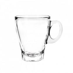 Ceasca ceai sticla 335ml G1P02440