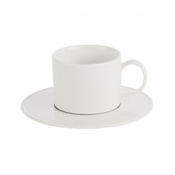Farfurie ceasca cafea Academy Line 16cm 135817
