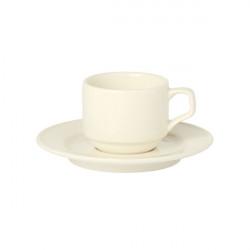 Farfurie ceasca espresso Academy Event 12cm A123212