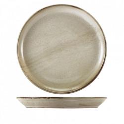 Farfurie coupe Terra Porcelain Grey 30.5cm CP-PG30