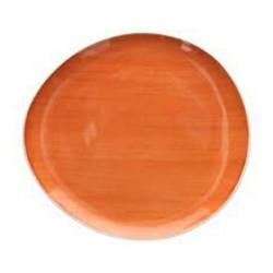 Farfurie plata B-Rush Orange 27cm BI000273657