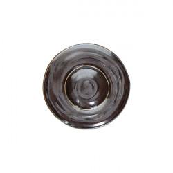 Farfurie plata Organica Bronze Material Gourmet 18 cm OC001185577