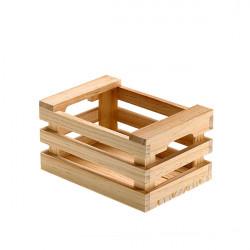 Mini Ladita lemn 17x12x8cm S0204