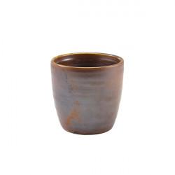 Pahar cartofi Terra Porcelain Rustic Copper 32cl/11.25oz CC-PRC32