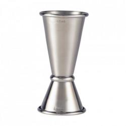 Pahar masurare Inox Jigger 20/40ml JIG2040