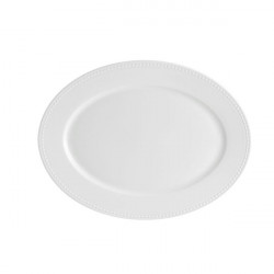 Platou oval Perla 33 cm 21101973