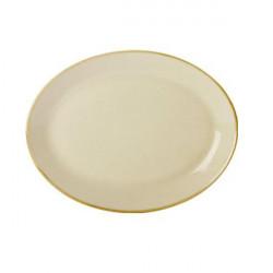 Platou oval Wheat 30x23 cm 112131WH