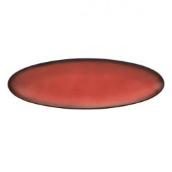 Platou servire Fantastic Brick Red 44x14 cm M5379 749527