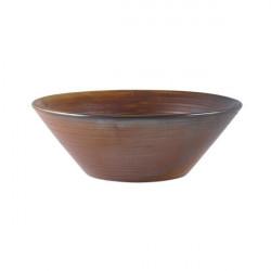 Bol conic Terra Porcelain Rustic Copper 16cm CN-PRC16