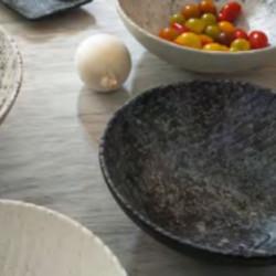 Bol melamina Endure Black Chef Forward 25.5cm 530644
