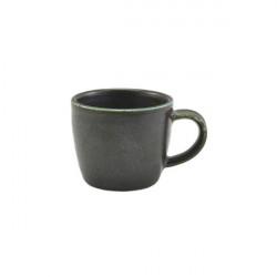 Ceasca espresso Terra Porcelain Cinder Black 9cl CUP-PBK9