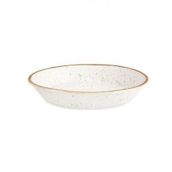 Farfurie adanca Rustic Blend White 23cm 27020961