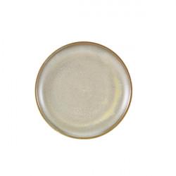 Farfurie coupe Terra Porcelain Matt Grey 24cm CP-PMG24