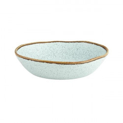 Farfurie paste Rustic Blend Turquoise 22cm 27020973