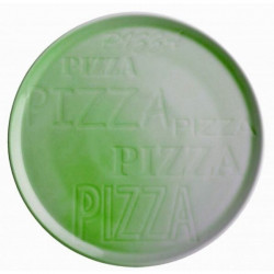 Farfurie Pizza 33cm verde CIR2233AB41