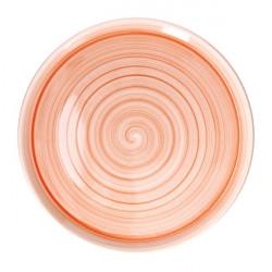 Farfurie plata Giotto orange 33cm CI022411053