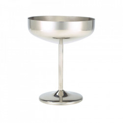 Pahar coupe cocktail inox 300ml CPS300