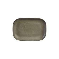 Platou Terra Stoneware Antigo 24 x 16.5cm RP-AN24
