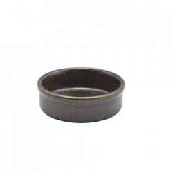 Vas cuptor Terra Porcelain Black10cm TD-PBK10