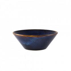 Bol conic Terra Porcelain Aqua Blue 16cm CN-PBL16