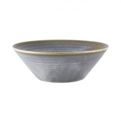 Bol conic Terra Porcelain Matt Grey 16cm CN-PMG16