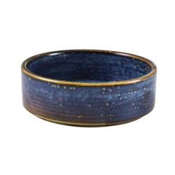 Bol prezentare Terra Porcelain Aqua Blue 13cm PB-PBL13