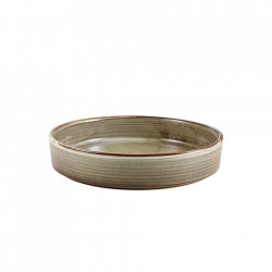 Bol prezentare Terra Porcelain Grey 18cm PB-PG18