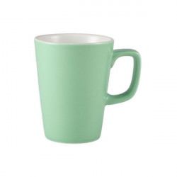 Cana mug Genware Porcelain 34cl Green 322135GR