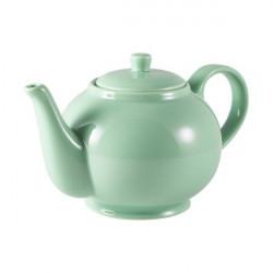 Ceainic Terra Genware Porcelain 45cl Green 393945GR