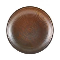 Farfurie adanca Terra Porcelain Rustic Copper 25cm DC-PRC25