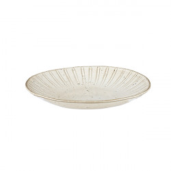 Farfurie coupe Oyster 26.5 cm C12358