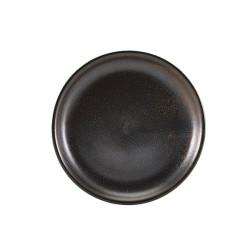 Farfurie coupe Terra Porcelain Black 19cm CP-PBK19