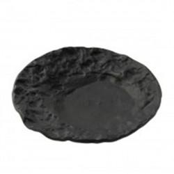 Farfurie desert Crater Pordamsa 23 cm XGLAS-400
