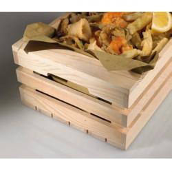 Ladita lemn 25x17x10cm S0205