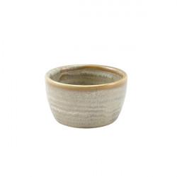Ramekin Terra Porcelain Matt Grey 13cl RAM-PMG4